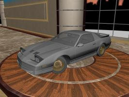 1987 Pontiac Trans Am + DL by sky-commander