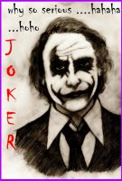 Joker by manojart