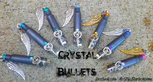 Crystal Bullets by ArtByStarlaMoore