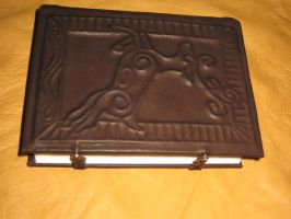 Viking Stag Book by applegirl5