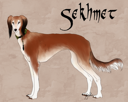 Sekhmet by Meykka
