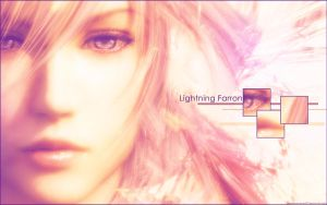 XIII-2 Lightning Farron by MaybeTomorrow07
