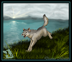 OR7 Wolf by Deazea