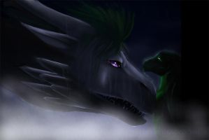 You are gone forever... by InferaDragon