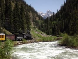 486 in the Animas Canyon 3 by metalheadrailfan