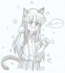 Nipah~ by samanthacannon