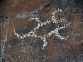 Petroglyph by Audisportracer