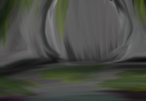 Another BG for tribble by Violetalphawolf