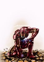 Iron Man - You, Go Register by hollowcorpse