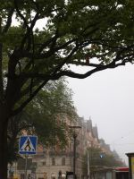 Stockholm Misty Morning 04 by Luddox