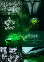 Slytherin : Ambition by Keila-the-fawncat