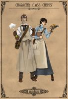 Character Class: Chemist by Machina-Obscura