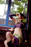 Dynasty Warriors 4 - Zhen Ji by datowan