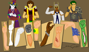 RuneScape in Sign Language by MsGhia