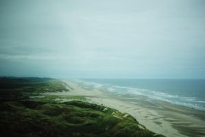 Oregon Coast by ContagiousPixie