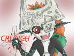 Midna meets Navi by Mad-But-Happy