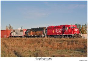 CP 4513, Soo 2010 + Soo 4445 by hunter1828