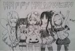 Happy Halloween -K-On- (2014) by jetman117