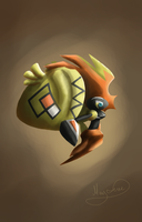Tapu Koko by May-Lene
