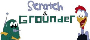 Scratch and Grounder by sonamy-666