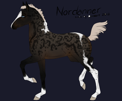 SOS Citra 3744 Foal ref by SorrelOrchardStables