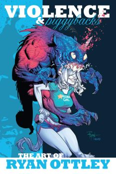 Violence and Piggybacks by RyanOttley