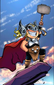 thor by astrogus