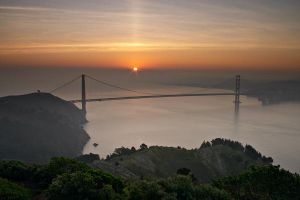Ho Hum...another GG bridge by themobius