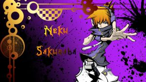 Neku wallpaper by Xinahs