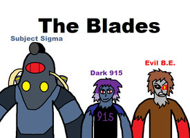 The Blades by blackevil915