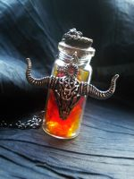 Into Oblivion Pendant - Oblivion Gate by MySoulShards