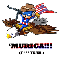 murica R by Rogue24