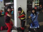 Last Airbender Cosplayers by stormx6