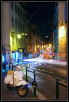 Lisbon at night Part 2 by zergy79