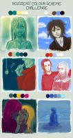 Colours with Darren Shan by Wampyyrlaps