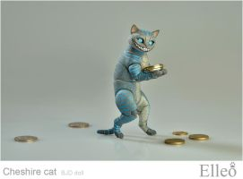 Cheshire-cat bjd doll 09 by leo3dmodels