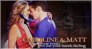 Caroline and Matt - Love by franzi303
