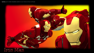 Iron Man 2 by andrewbaay