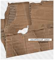 Cardboard Stock by chicaax