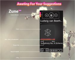 Zune Perfect by AxiSan