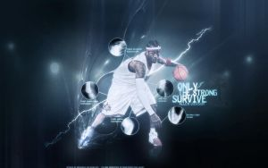 Allen Iverson wallpaper by sha-roo