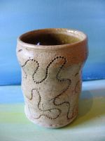 squiggly cup by meltedcrayons20