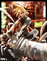 Commish-Cloud Strife Redux by herms85