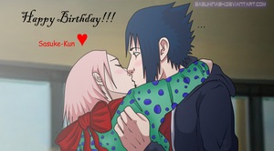 Happy Birthday Sasuke-kun!! by IITheDarkness94II