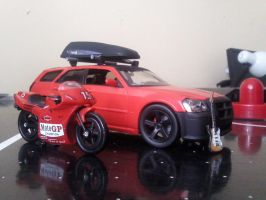 Dodge Magnum (Revell 1/25) by And300ZX