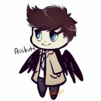 castiel by SecretMonsters