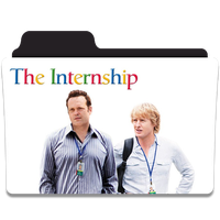 The Internship Folder Icon by efest