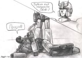 Prowl_Sideswipe by Guard-of-Minasteris