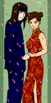 Chinese Wedding Attire 3 by Sorceress2000