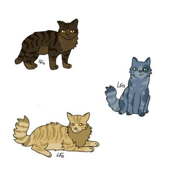 Cat Adopts CLOSED by LeaFaciliter